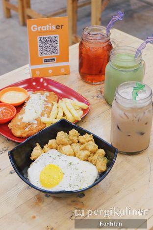 Foto 4 - Makanan di Chick 'N Dory oleh Muhammad Fadhlan (@jktfoodseeker)
