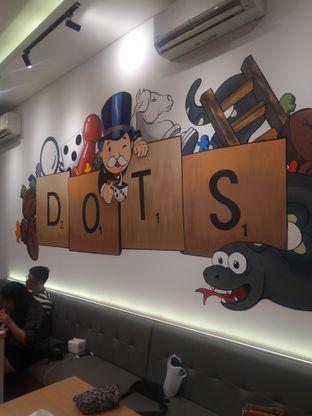 Foto 3 - Interior di Dots Board Game Cafe oleh Chris Chan