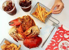 6 Tempat Makan Seafood di Senopati yang Nagih Banget