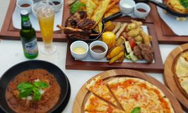 Hurubatu Grill Garden - The Papandayan Hotel