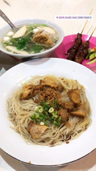 Foto 2 - Makanan di Bakmi Ahiung Khas Jambi oleh Pengembara Rasa