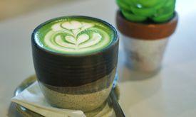 GrindJoe Coffee - Moxy Hotel