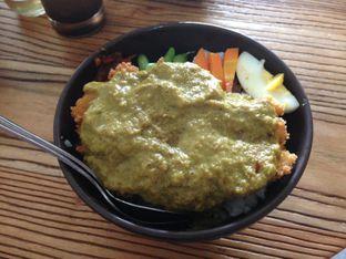 Foto 1 - Makanan(Chicken Kari Jowo) di Art Date Cafe oleh Brevian Dwinanto