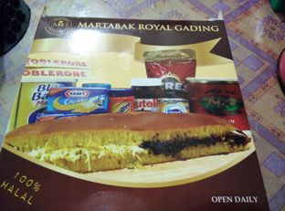 Foto review Martabak Royal Gading oleh thomas muliawan 6
