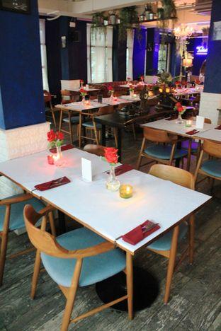 Foto 5 - Interior di Bleu Alley Brasserie oleh Prido ZH