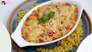 Foto 8 - Makanan(Macaroni Schootel) di Maximo Resto & Garden - Puri Setiabudhi Residence Hotel oleh @demialicious