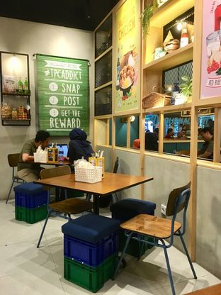 Foto review The People's Cafe oleh Prido ZH 8