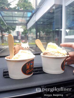 Foto review Wizz Gelato oleh maya hugeng 1