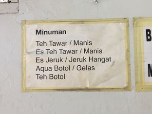 Foto 3 - Menu di Bakmi Tjenghok oleh Marsha Sehan