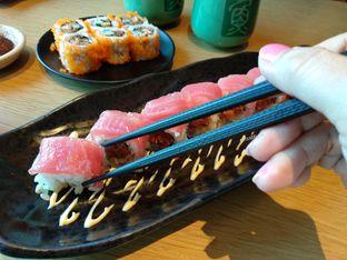 Foto 1 - Makanan di Sushi Tei oleh abigail lin