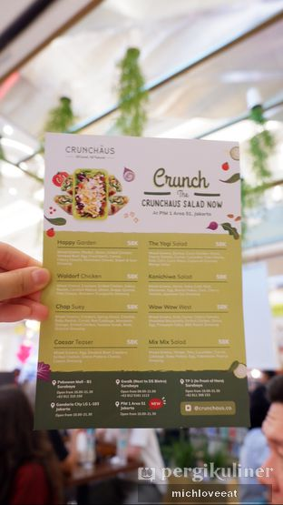 Foto 15 - Menu di Crunchaus Salads oleh Mich Love Eat
