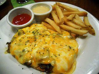 Foto Makanan di Outback Steakhouse
