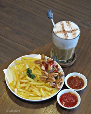 Foto 2 - Makanan di Moonbucks Coffee oleh Kuliner Addict Bandung