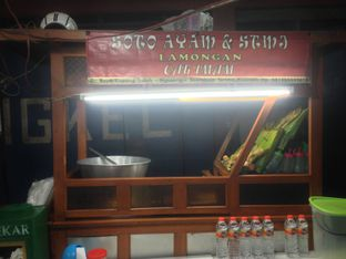Foto review Soto Ayam & STMJ Lamongan Cak Imam oleh Affandi Bimantoro 3