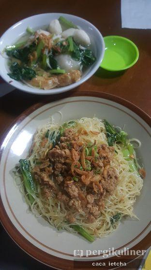 Foto review Bakmi Bangka Men Ho oleh Marisa @marisa_stephanie 2