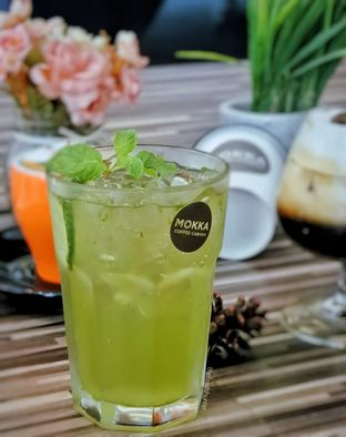 Foto 4 - Makanan(Mojito mint) di Mokka Coffee Cabana oleh The foodshunter