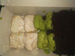 Foto 1 - Makanan(Tiramisu+greantea+oreo) di Cau Unigo (Pisang Nugget) oleh ratu_ali005_gmail_com