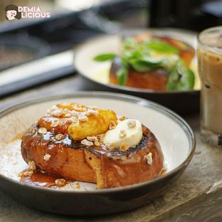 Foto 6 - Makanan(Frenched Milk Toast) di Common Grounds oleh @demialicious