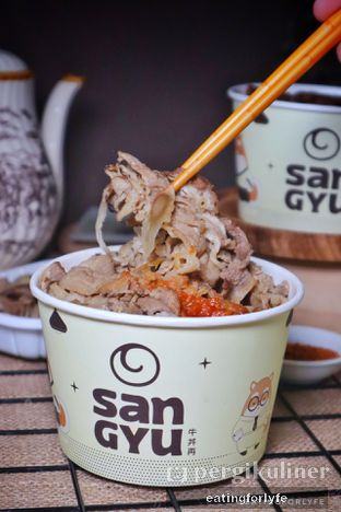 Foto review San Gyu oleh Fioo | @eatingforlyfe 5