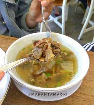 Foto 3 - Makanan di Kedai Soto Ibu Rahayu oleh @makansamaoki