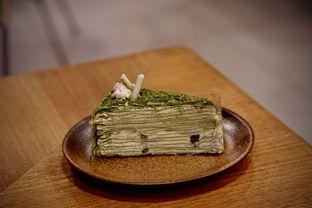 Foto 5 - Makanan(Mille Crepe Green Tea) di Kopi Warga oleh Fadhlur Rohman