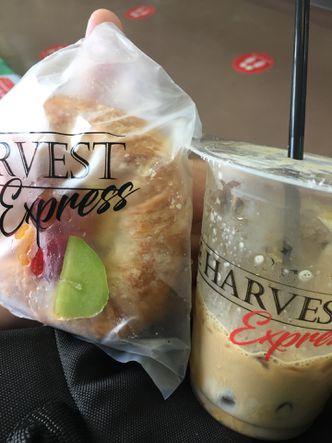 Foto Makanan di The Harvest Express