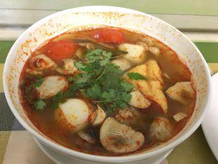 Foto 4 - Makanan(Bakso Tom Yum Special) di Papa Tom Yam oleh @Tedsuja
