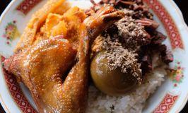 Ayam Goreng Bacem Mbok Sum