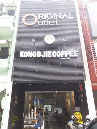 Foto review Kong Djie Coffee oleh David  1