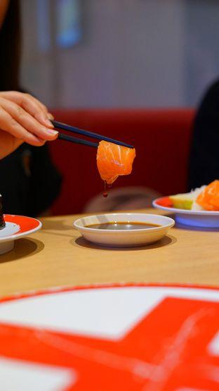 Foto 5 - Makanan di Genki Sushi oleh deasy foodie