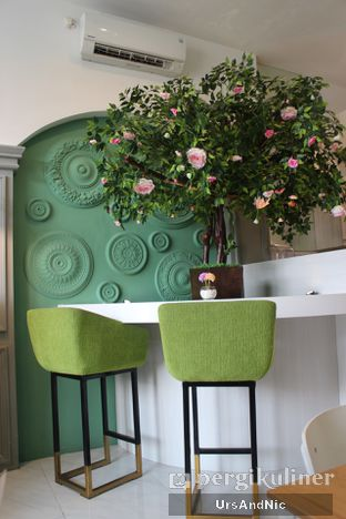 Foto 2 - Interior di Nokcha Cafe oleh UrsAndNic