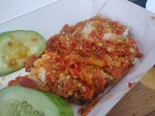 Foto review Ayam Geprek Master oleh Kevin Leonardi @makancengli 1