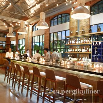 Foto Interior di Beer Hall