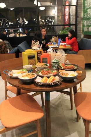 Foto 33 - Makanan di The People's Cafe oleh Prido ZH