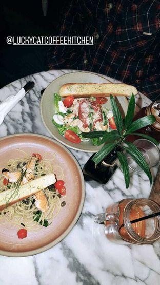 Foto review Lucky Cat Coffee & Kitchen oleh Maria Sartika 1