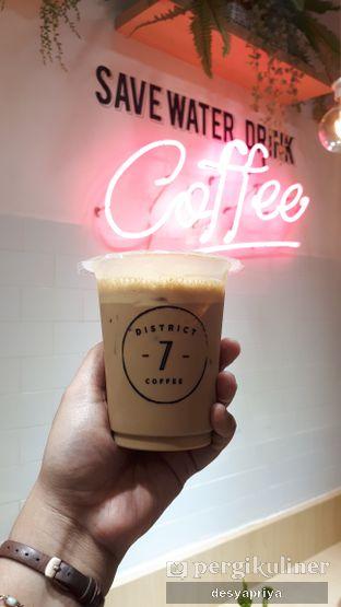 Foto 2 - Makanan di District 7 Coffee oleh Desy Apriya