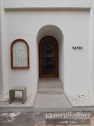 Foto review Tatei Cafe oleh Selfi Tan 5