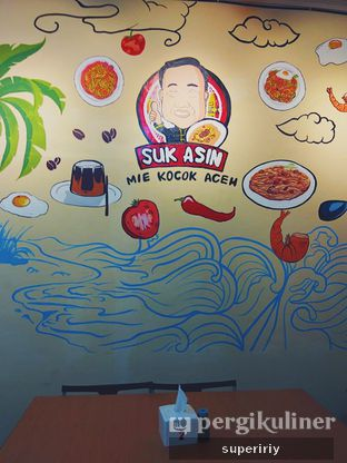 Foto 4 - Interior di Depot Mie Kocok Suk Asin oleh @supeririy