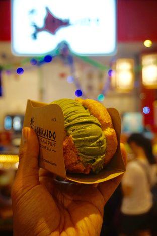 Foto 3 - Makanan di Hokkaido Icecream Puff oleh yudistira ishak abrar