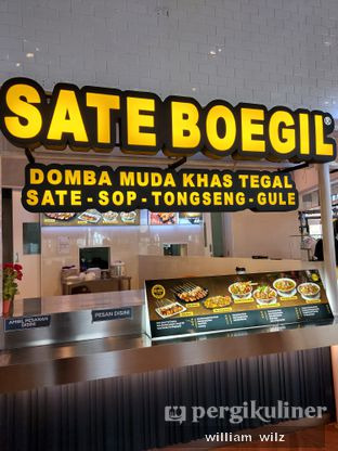 Foto review Sate Boegil oleh William Wilz 3