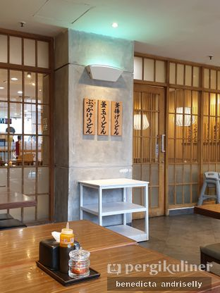Foto 1 - Interior di Marugame Udon oleh ig: @andriselly