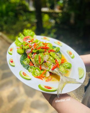 Foto 2 - Makanan di Taman Santap Rumah Kayu oleh Levina JV (IG : @levina_eat & @levinajv)