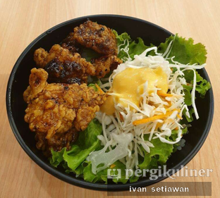 Foto 1 - Makanan(Nasi Ayam Blackpepper) di Lapar Kenyang oleh Ivan Setiawan