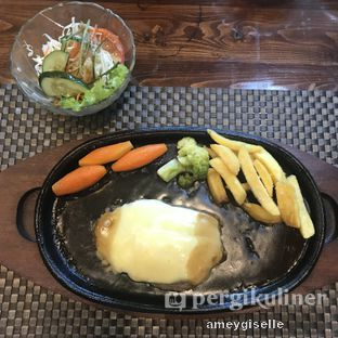 Foto review Zann Japanese Beefsteak oleh Hungry Mommy 3