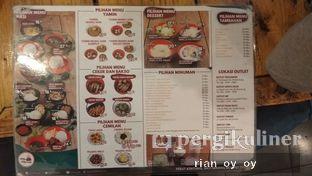 Foto 3 - Menu di Mie Merapi oleh   TidakGemuk    ig : @tidakgemuk