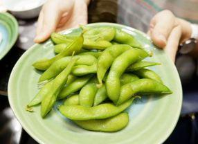 Asal Usul Edamame Kacang Jepang yang Aslinya dari Tiongkok