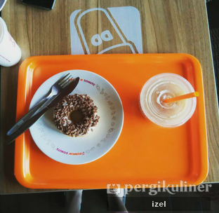 Foto 1 - Makanan di Dunkin' Donuts oleh izel / IG:Grezeldaizel