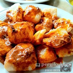 Foto 2 - Makanan(Kerupuk jangek) di RM Tanjung Baru oleh Jajan Diary