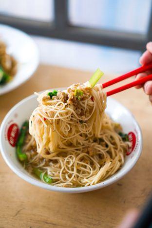 Foto 2 - Makanan di Bakmi Bangka Rosela 77 oleh @Sibungbung