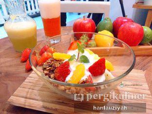 Foto 12 - Makanan(Vegetable Thai Salad) di Kafe Hanara oleh Han Fauziyah